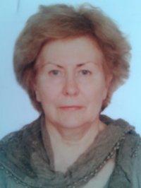 Рязанова Валентина
